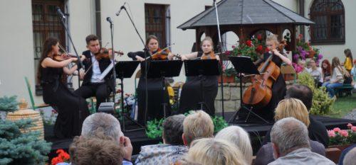 XXIII Koncert w Wirydarzu