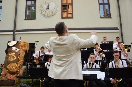 """21. Koncert w Wirydarzu z cyklu """"Sądeckie Talenty"""""""