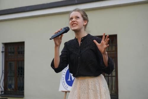 """22. Koncert w Wirydarzu z cyklu """"Sądeckie Talenty"""""""