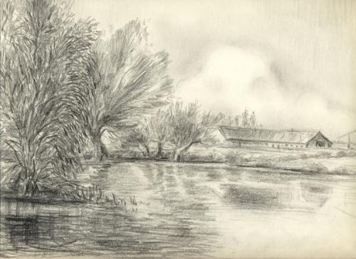 Obraz Jerzego Masiora